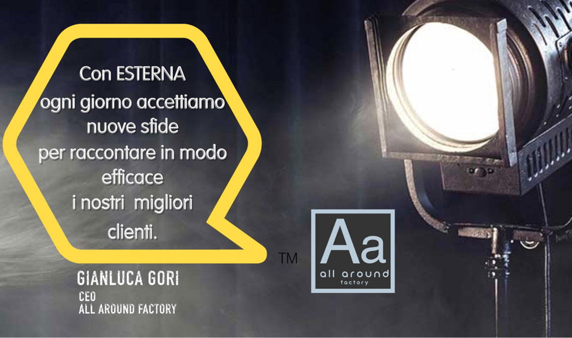 Partnership Esterna/All Around Factory